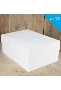 Tortenschachtel 40x30cm 25er Set