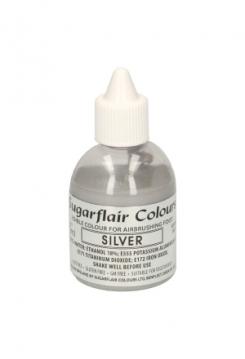 Airbrush Silver 60ml
