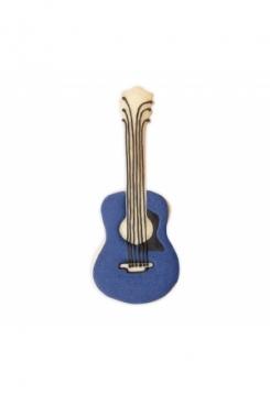 Gitarre 11cm Edelstahl