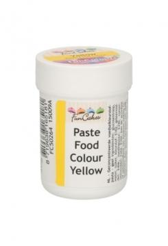 FunColours Paste gelb 30g