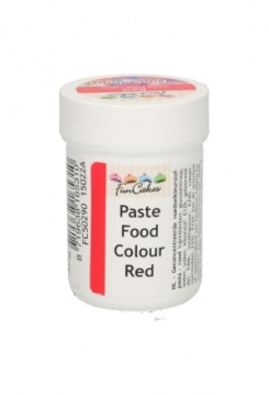 FunColours Paste rot 30g