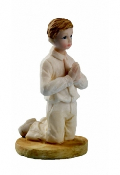 Junge betend ca.9cm