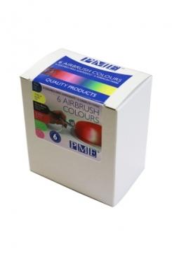 Airbrush Farben 6x25g