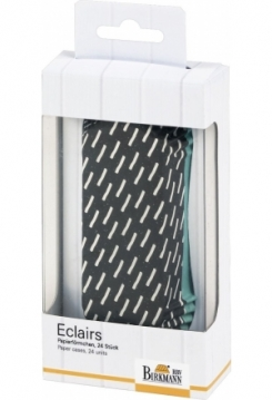 Eclairspapierchen Aqua 24 Stk.