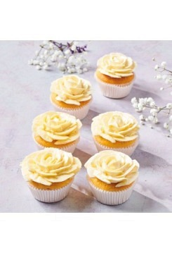 Swiss Meringue Buttercreme Mix 400g