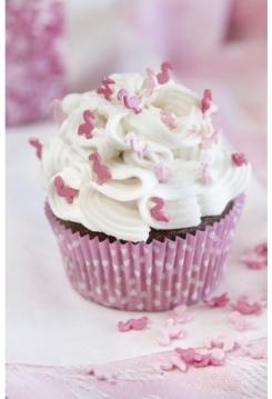 Flamingo Streudecor pink/violett 45g