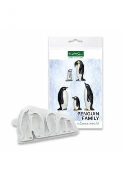 Pinguin Familie Katy Sue Mould