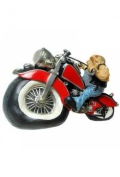 Motorrad Rocker Kässeli