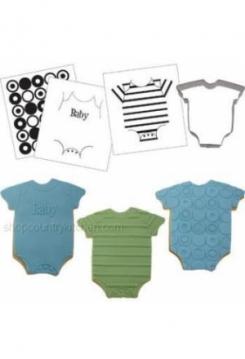 Babystrampler  3er Set