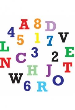 Buchstaben& Zahlen