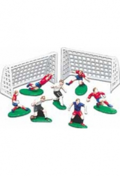 Fussball Deko Set