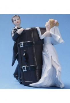Hochzeitssparkasse Brautpaar