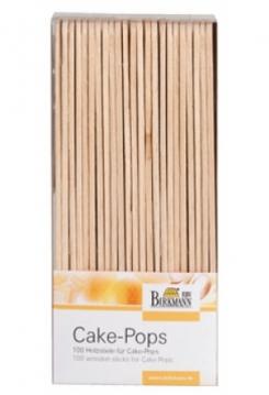 Holzstiele für Pops