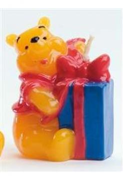 Kerze Winnie the Pooh  Päckli