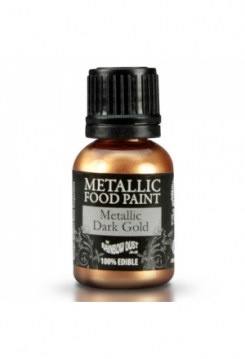 Metallic Dark Gold 25ml