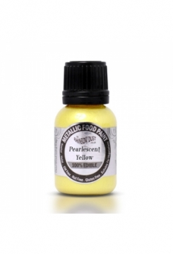 Metallic Pearlescent Yellow 25ml