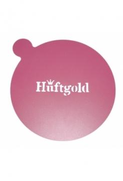 Schablone Hüftgold