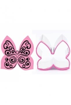 Schmetterling mit Stempel Nr.4