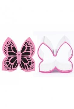 Schmetterling mit Stempel Nr.3