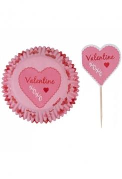 Valentine Muffin Maxi