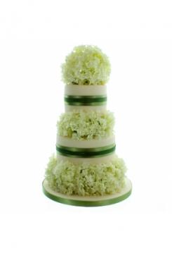 CakeFrame 3 Tier Wedding Cake