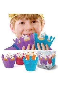 Kronen Muffin 4er Set