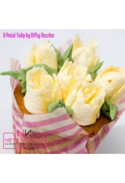 Nifty Nozzle 6 Petal Tulip