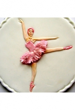 Patchwork Ballerina