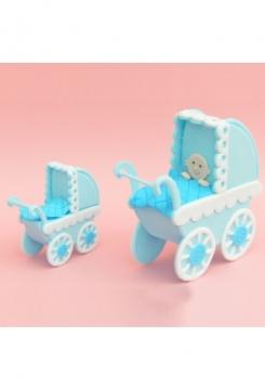 Kinderwagen Patchwork