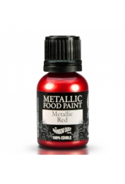 Metallic Red 25ml