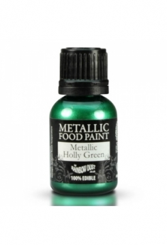 Metallic Holly Green 25ml