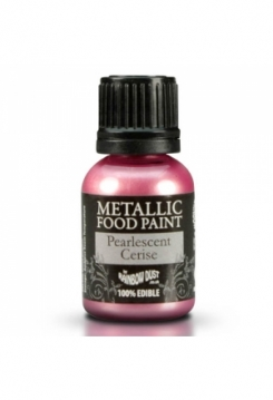 Metallic Pearlescent Cerise 25ml