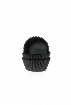 Muffin schwarz Mini 500Stk.