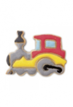 Lokomotive 7cm Edelstahl