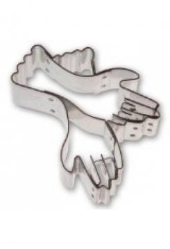 Ausstecher Handschuhe