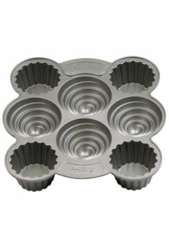 Mini Cupcake Form 4 Stück