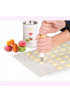 Macarons Backmatte 30x40cm