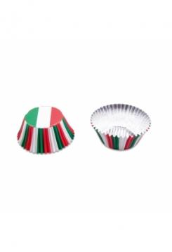 Alu Muffin Italien 50 Stk.