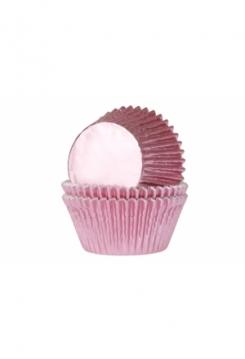 Muffin GLANZ Baby pink Maxi 24 Stk.