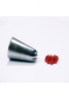 1E # Blume-Tülle 17,5mm
