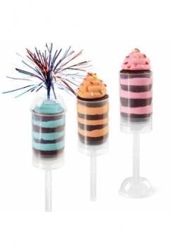 Push up Cake Pops Set 6 Stk.