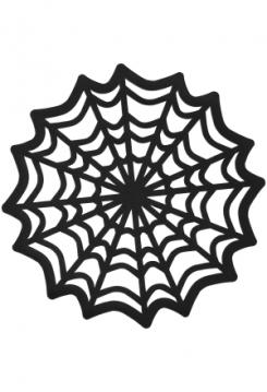 Spinnennetz Untersetzer 10 Stk