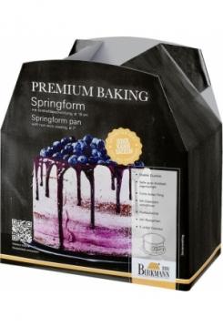 Springform Premium Baking 18x12cm