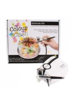 Airbrush Colour Splash Kit
