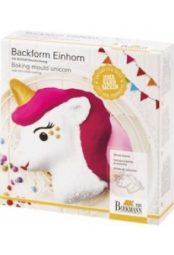Einhorn Backform