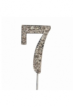 Cake Topper Diamant Nr.7
