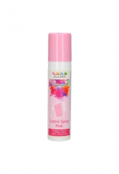 Spray Metallic Pink 100ml