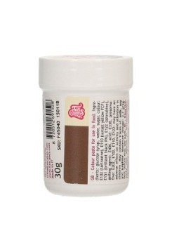 FunColours Paste dunkelbraun 30g