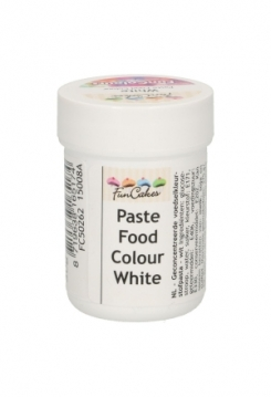 FunColours Paste schneeweiss 30g