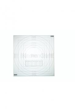 Ausroll-Messmatte 50x50cm